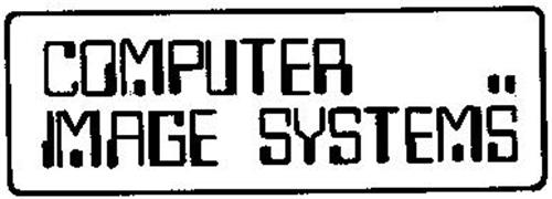 COMPUTER IMAGE SYSTEMS