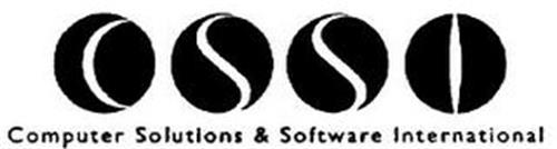 CSSI COMPUTER SOLUTIONS & SOFTWARE INTERNATIONAL