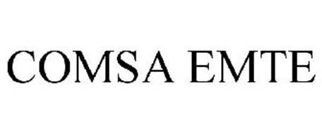 comsa emte trademark of comsa emte sl serial number