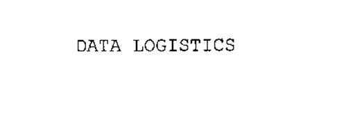 DATA LOGISTICS
