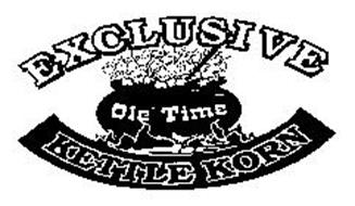 EXCLUSIVE KETTLE KORN OLE' TIME