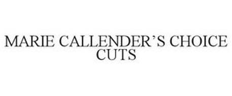 MARIE CALLENDER'S CHOICE CUTS