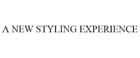 A NEW STYLING EXPERIENCE
