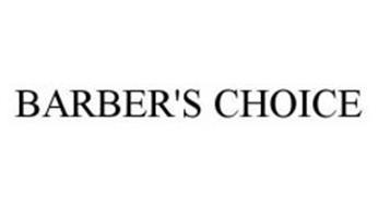 BARBER'S CHOICE