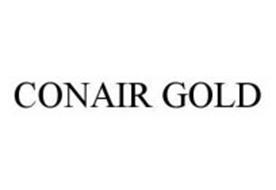 CONAIR GOLD