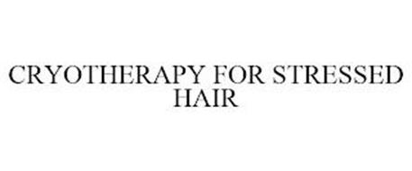 CRYOTHERAPY FOR STRESSED HAIR