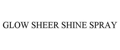 GLOW SHEER SHINE SPRAY