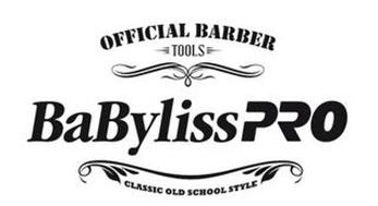 OFFICIAL BARBER TOOLS BABYLISSPRO CLASSIC OLD SCHOOL STYLE