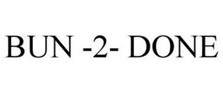 BUN -2- DONE