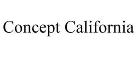 CONCEPT CALIFORNIA