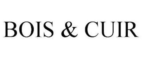 BOIS & CUIR