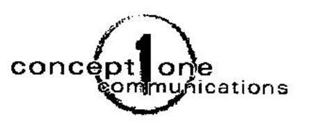 CONCEPT ONE COMMUNICATIONS