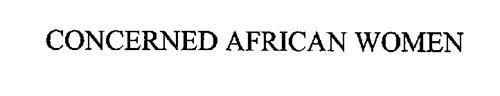 CONCERNED AFRICAN WOMEN