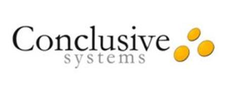 CONCLUSIVE SYSTEMS