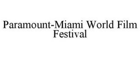 PARAMOUNT-MIAMI WORLD FILM FESTIVAL