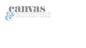CANVAS&CONCRETE