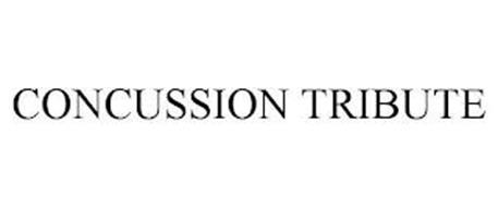 CONCUSSION TRIBUTE
