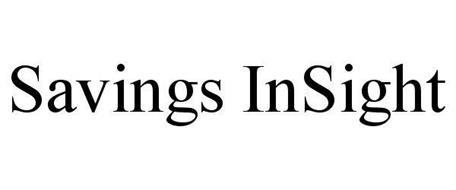 SAVINGS INSIGHT