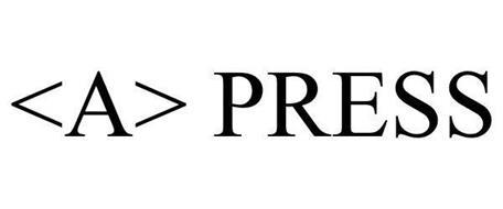 <A> PRESS