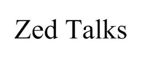 ZED TALKS