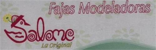FAJAS MODELADORAS SALOME LA ORIGINAL