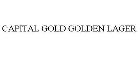 CAPITAL GOLD GOLDEN LAGER