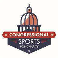 CONGRESSIONAL SPORTS FOR CHARITY