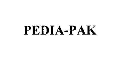 PEDIA-PAK