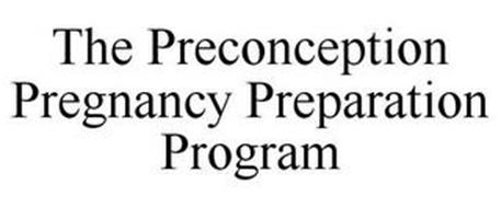 THE PRECONCEPTION PREGNANCY PREPARATION PROGRAM