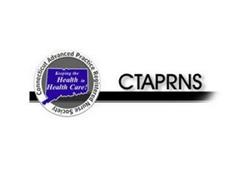 KEEPING THE HEALTH IN HEALTH CARE! CONNECTICUT ADVANCED PRACTICE REGISTERED NURSE SOCIETY CTAPRNS