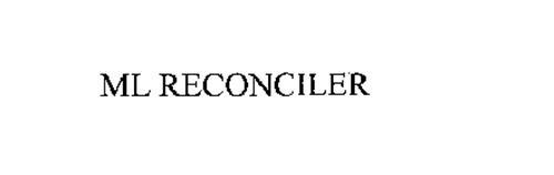 ML RECONCILER
