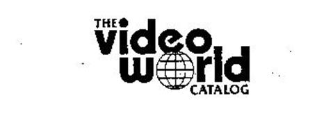 THE VIDEO WORLD CATALOG