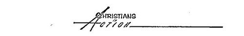 CHRISTIANS IN ACTION