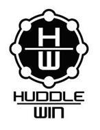 HW HUDDLEWIN