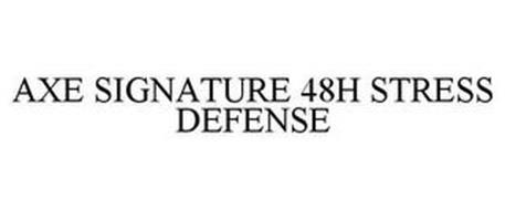 AXE SIGNATURE 48H STRESS DEFENSE