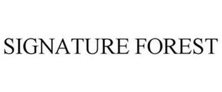 SIGNATURE FOREST
