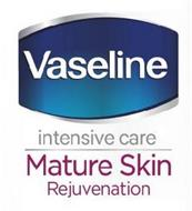 VASELINE INTENSIVE CARE MATURE SKIN REJUVENATION