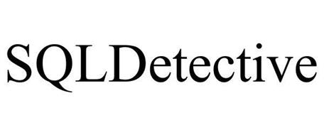 SQLDETECTIVE