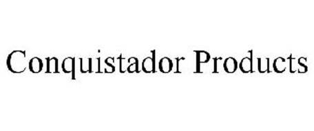 CONQUISTADOR PRODUCTS
