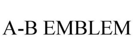 A-B EMBLEM