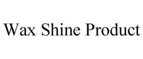WAX SHINE PRODUCT