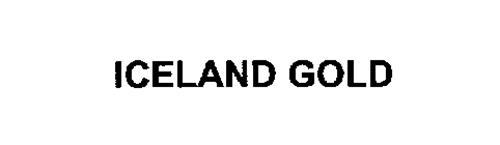 ICELAND GOLD