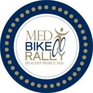 MED BIKE RALLY HEALTHY PEOPLE 2020