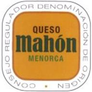 CONSEJO REGULADOR DENOMINACIÓN DE ORIGEN QUESO MAHÓN MENORCA