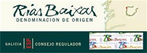 RIAS BAIXAS DENOMINACION DE ORIGEN GALICIA ESP CONSEJO REGULADOR