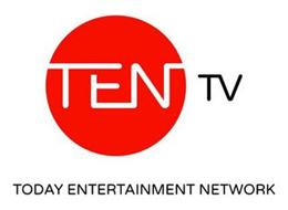 TEN TV TODAY ENTERTAINMENT NETWORK
