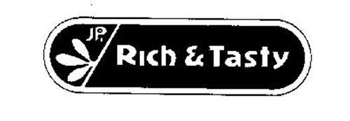 JP RICH & TASTY