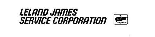 LELAND JAMES SERVICE CORPORATION A CF COMPANY