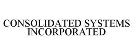 CONSOLIDATED SYSTEMS INCORPORATED