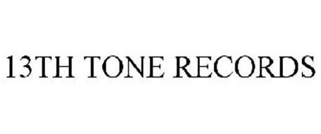 13TH TONE RECORDS